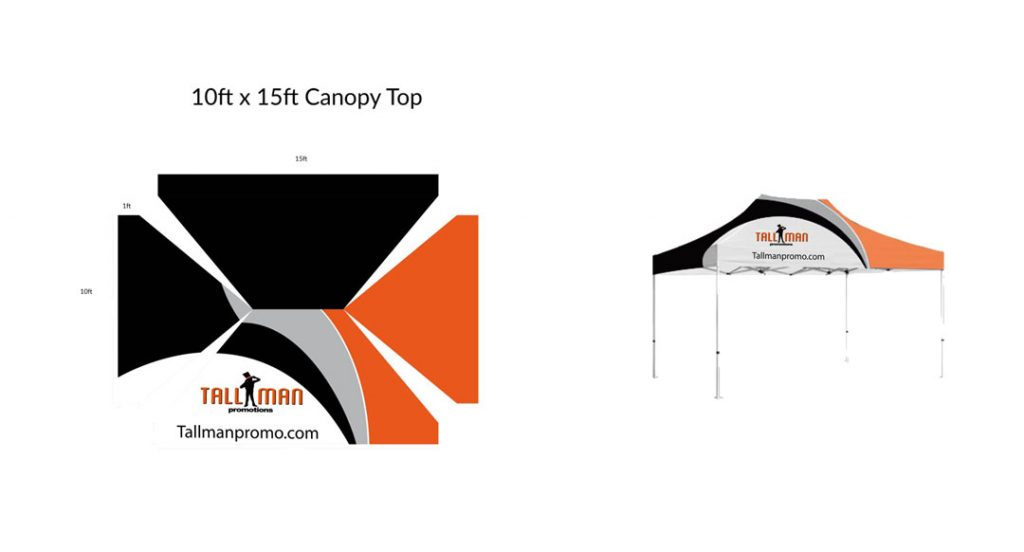 10x15 canopy artwork template