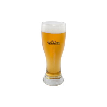 custom pilsner beer glass
